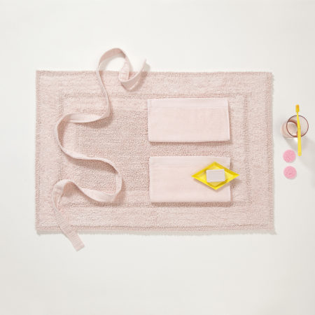 Seahorse - Mossa - Pearl Pink